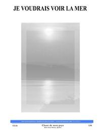 PVG - Je voudrais voir la mer