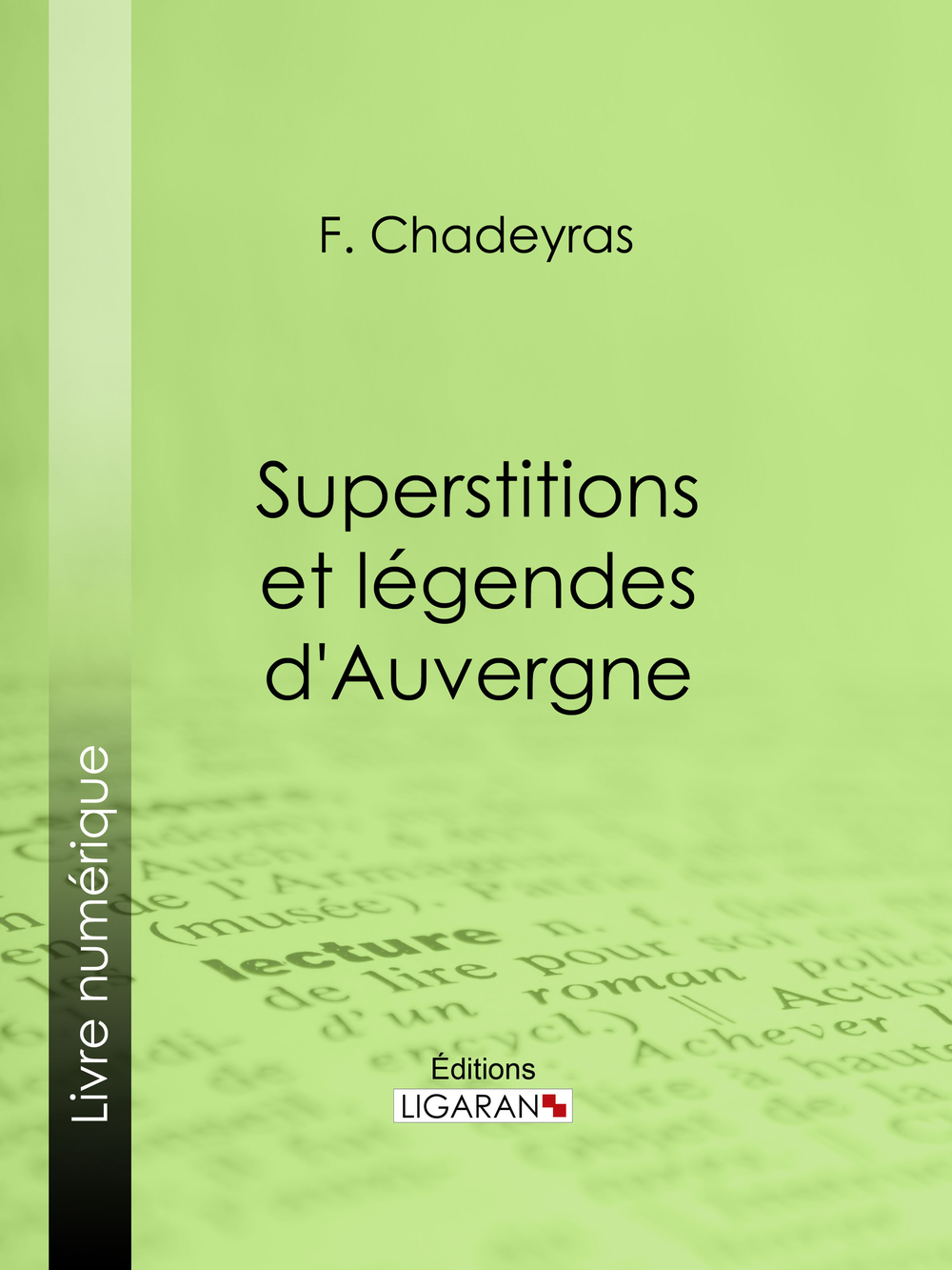 Superstitions et légendes d'Auvergne