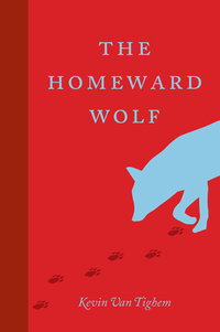 Cover image (The Homeward Wolf)