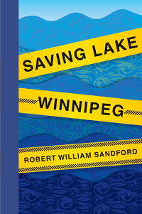 Cover image (Saving Lake Winnipeg)