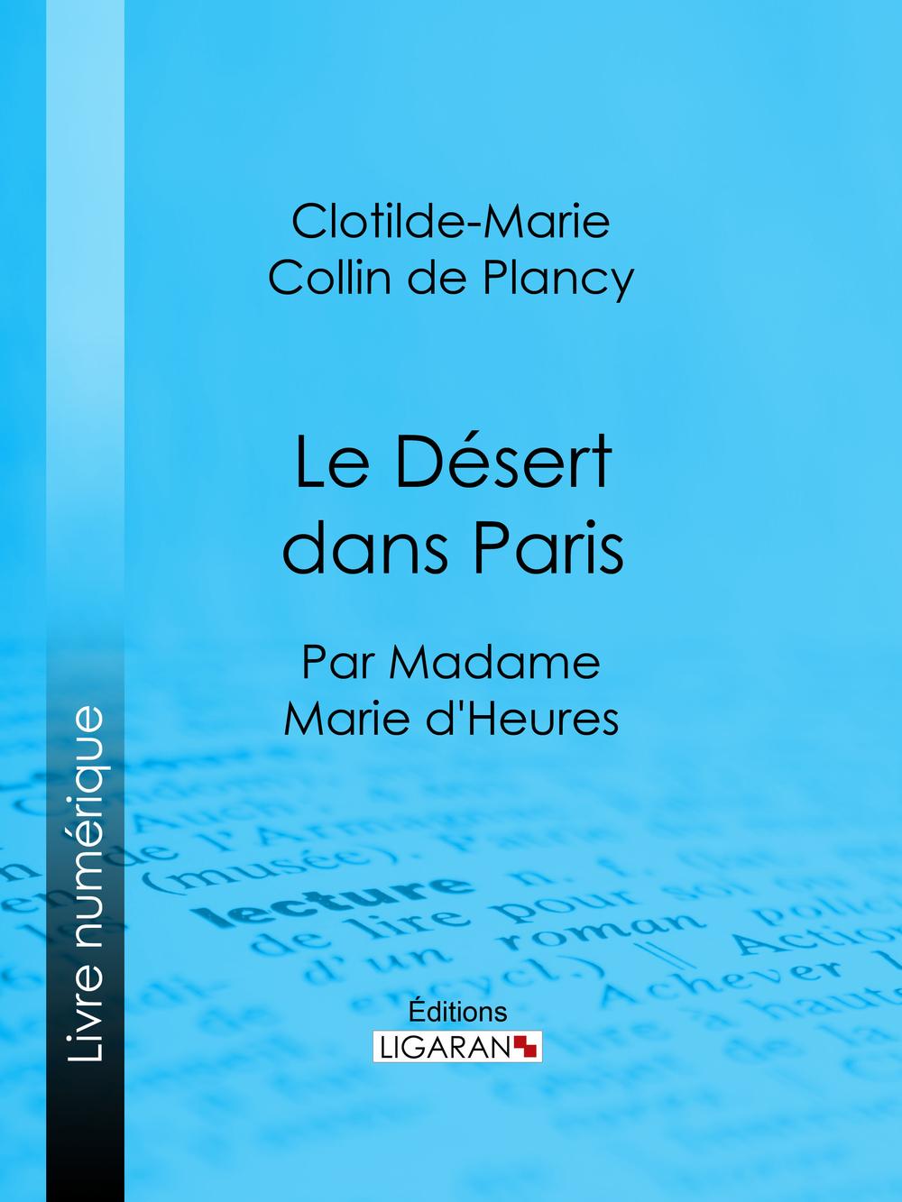 Le Désert dans Paris