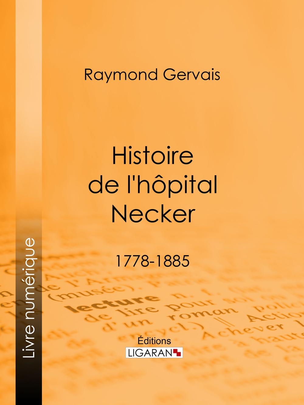 Histoire de l'hôpital Necker