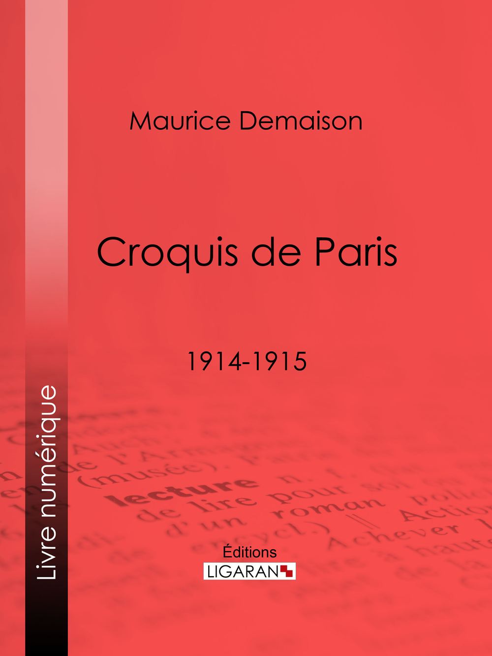 Croquis de Paris