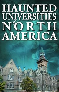 Cover image (Haunted Universities of North America)