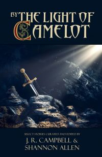 Cover image (By the Light of Camelot)