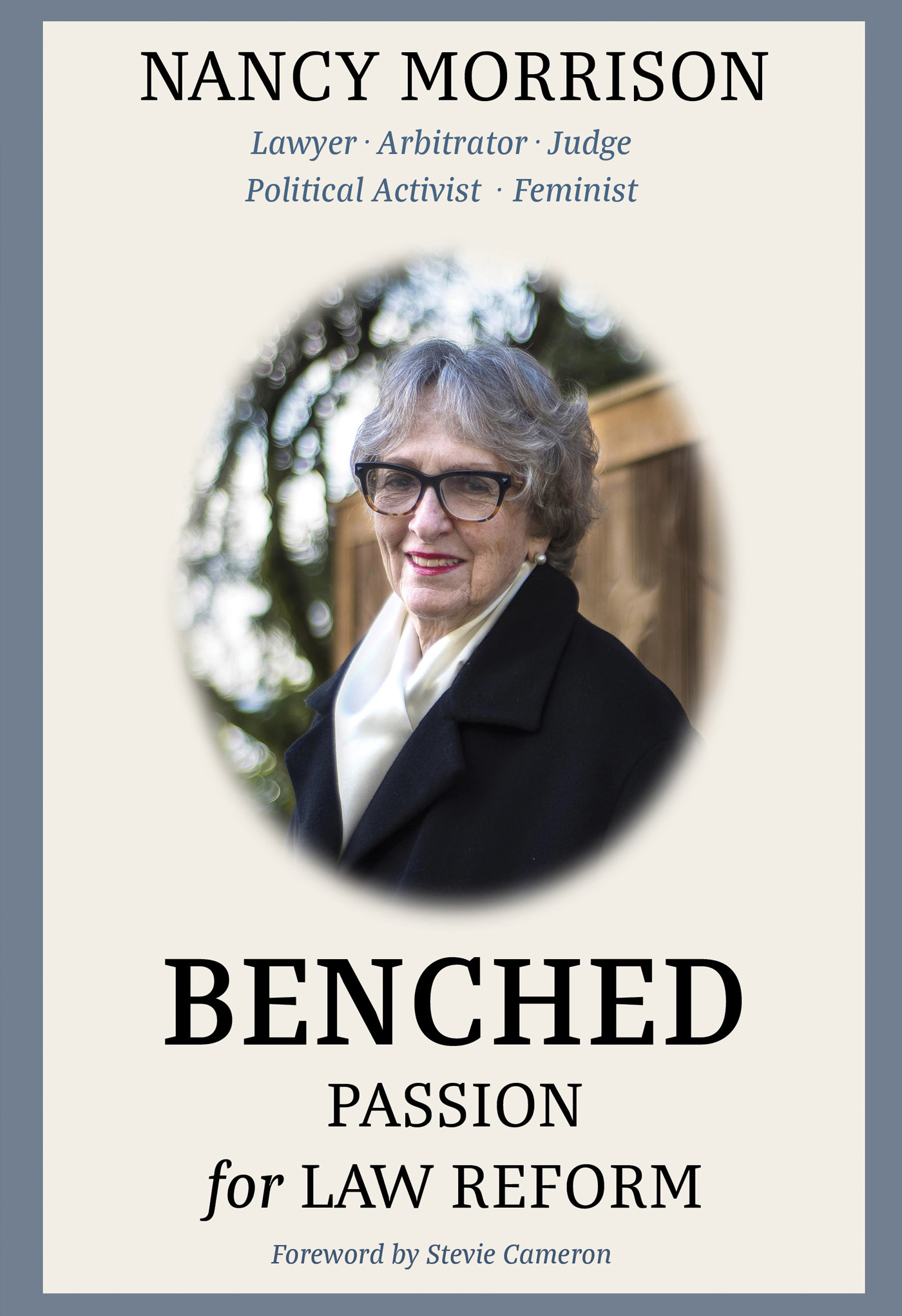 Benched: Passion for Law Reform