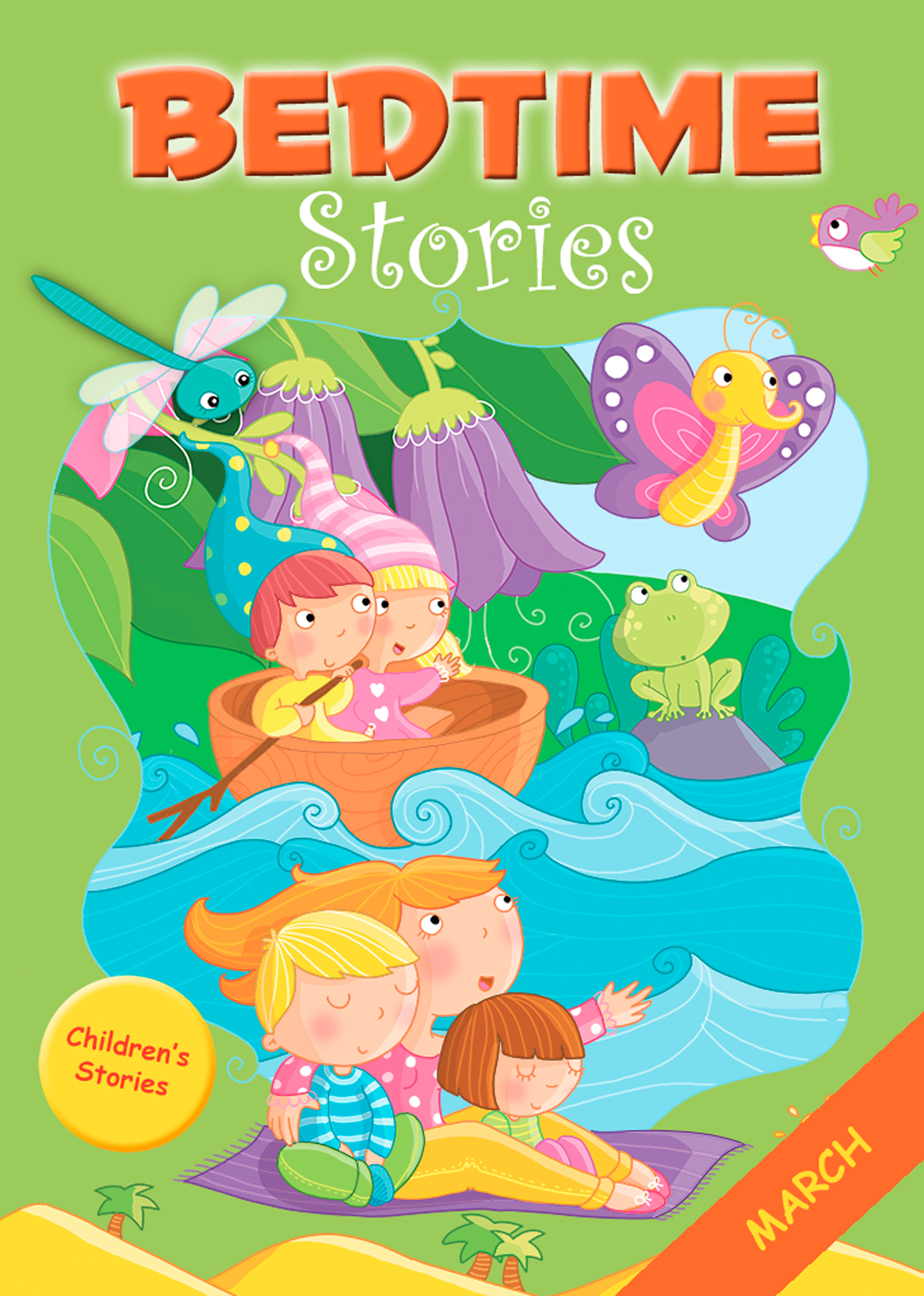 31 Bedtime Stories for March