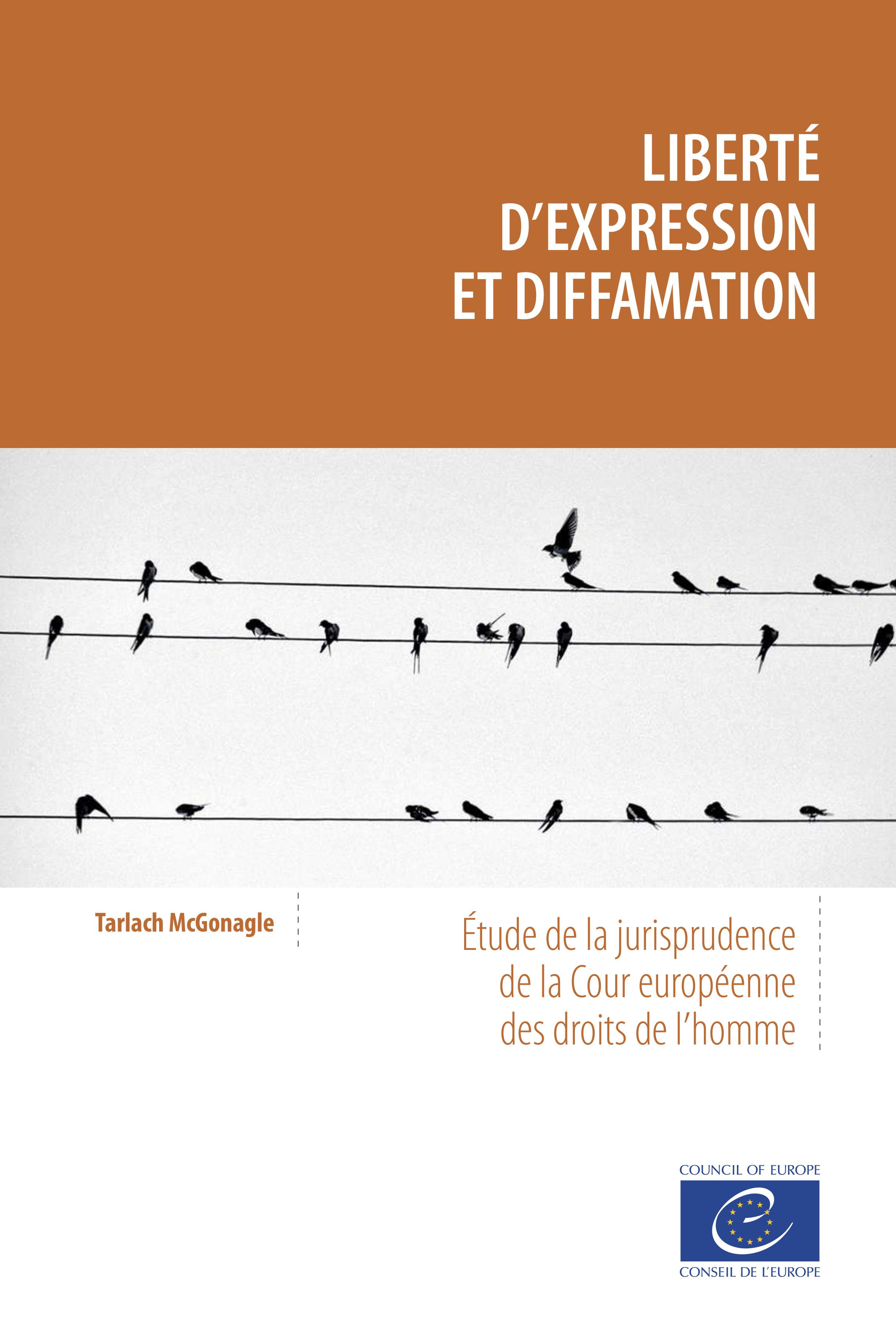 Liberté d'expression et diffamation