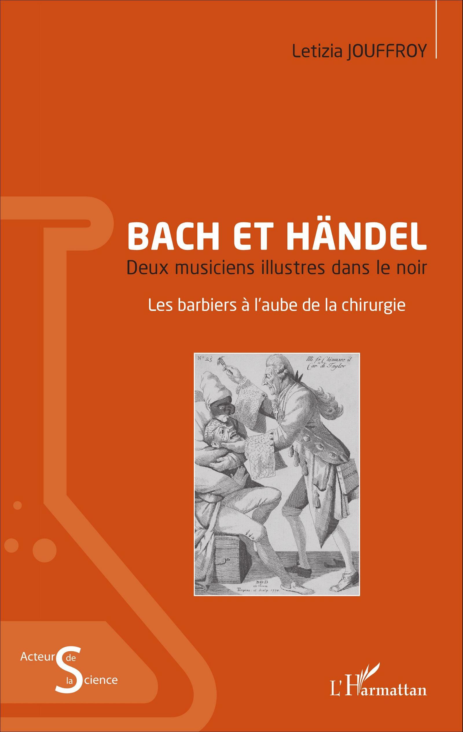 Bach et Händel