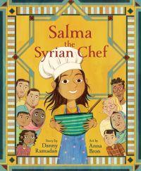 Image de couverture (Salma the Syrian Chef)