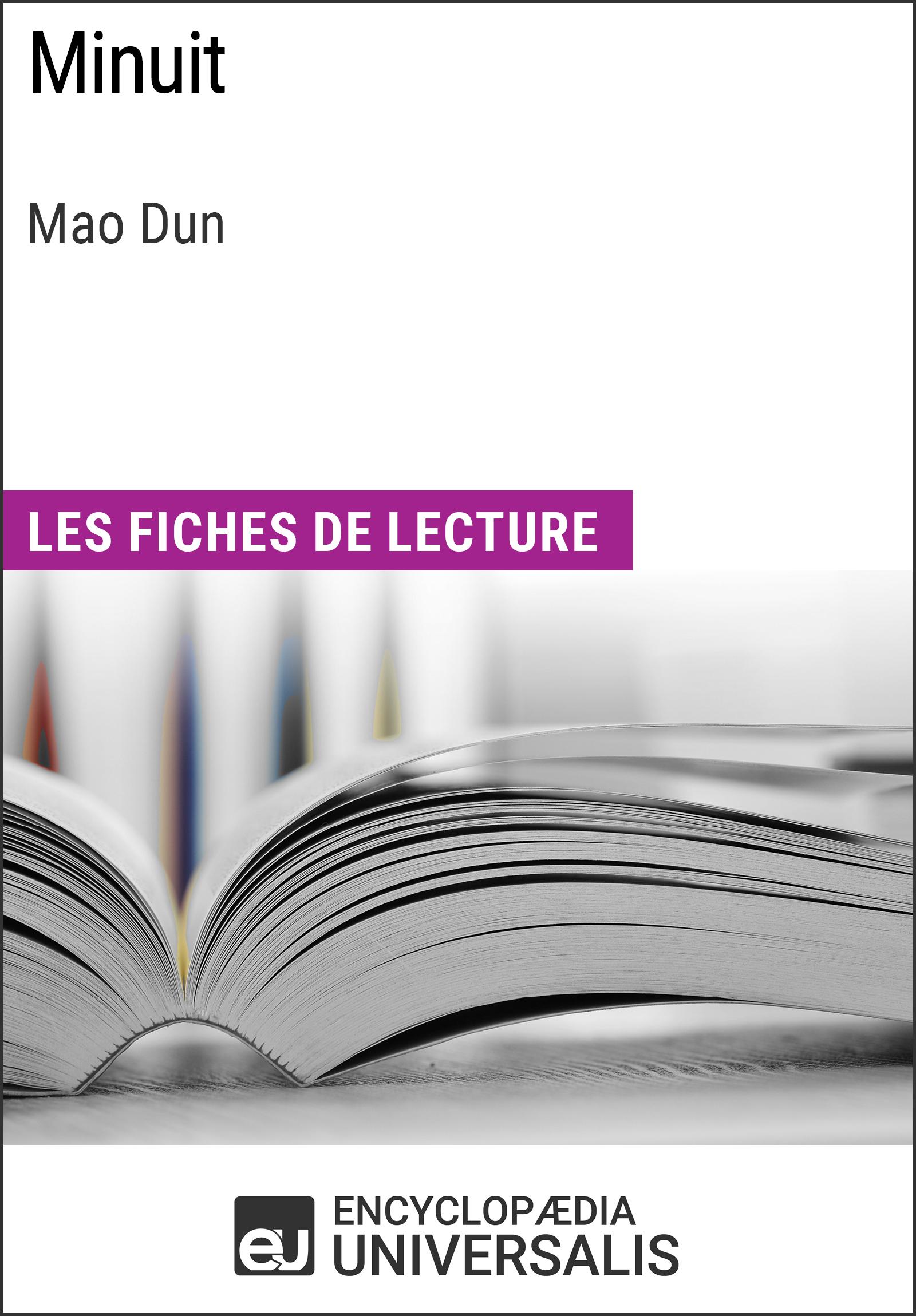 Minuit de Mao Dun
