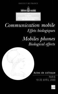 Communication mobile : effe...