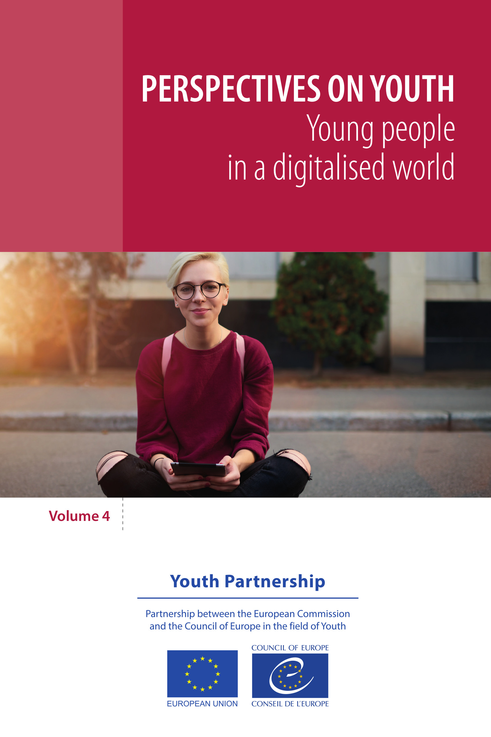 Young people in a digitalised world