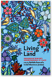 Cover image (Living on the Land)