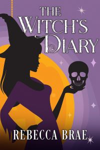 Cover image (The Witch's Diary)