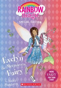 Evelyn the Mermicorn Fairy (Rainbow Magic Special Edition)