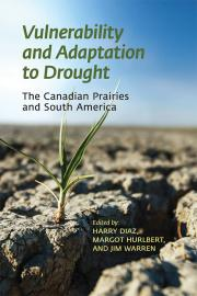 Cover image (Vulnerability and Adaptation to Drought on the Canadian Prairies)