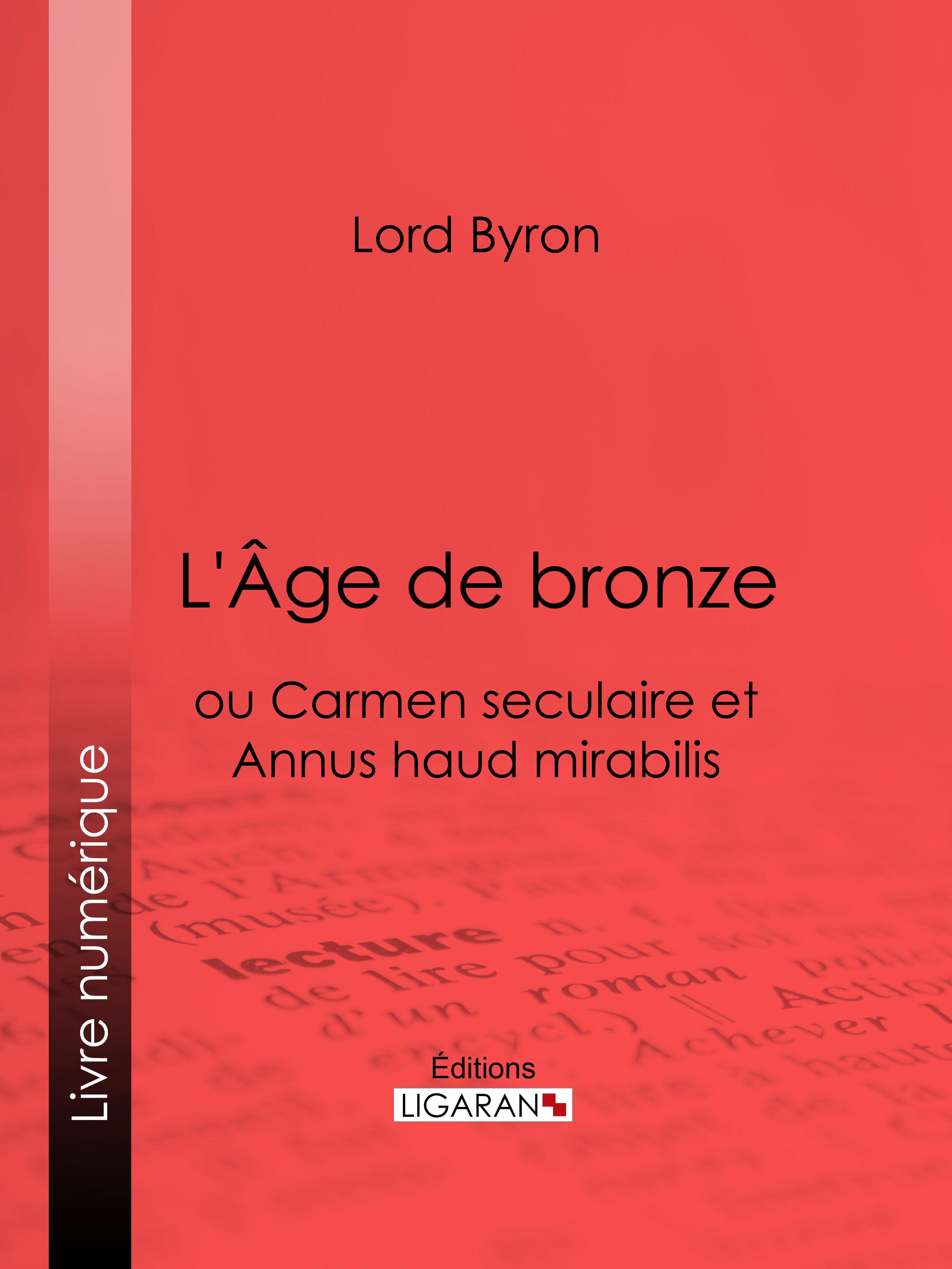 L'Âge de bronze