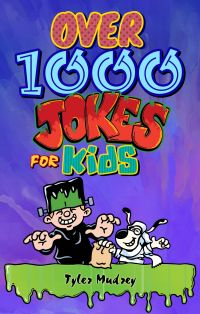 Cover image (Over 1000 Jokes for Kids)