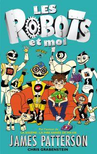 Image de couverture (Les robots et moi - Tome 1)
