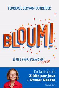 Image de couverture (Bloum - Ecrire pour s'épanouir et kiffer)