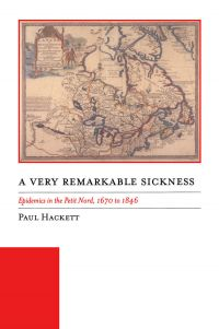 Cover image (A Very Remarkable Sickness)