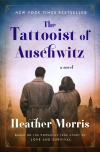 Image de couverture (The Tattooist of Auschwitz)