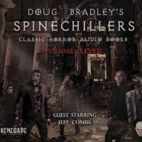 Cover image (Doug Bradley's Spinechillers Volume Eleven)