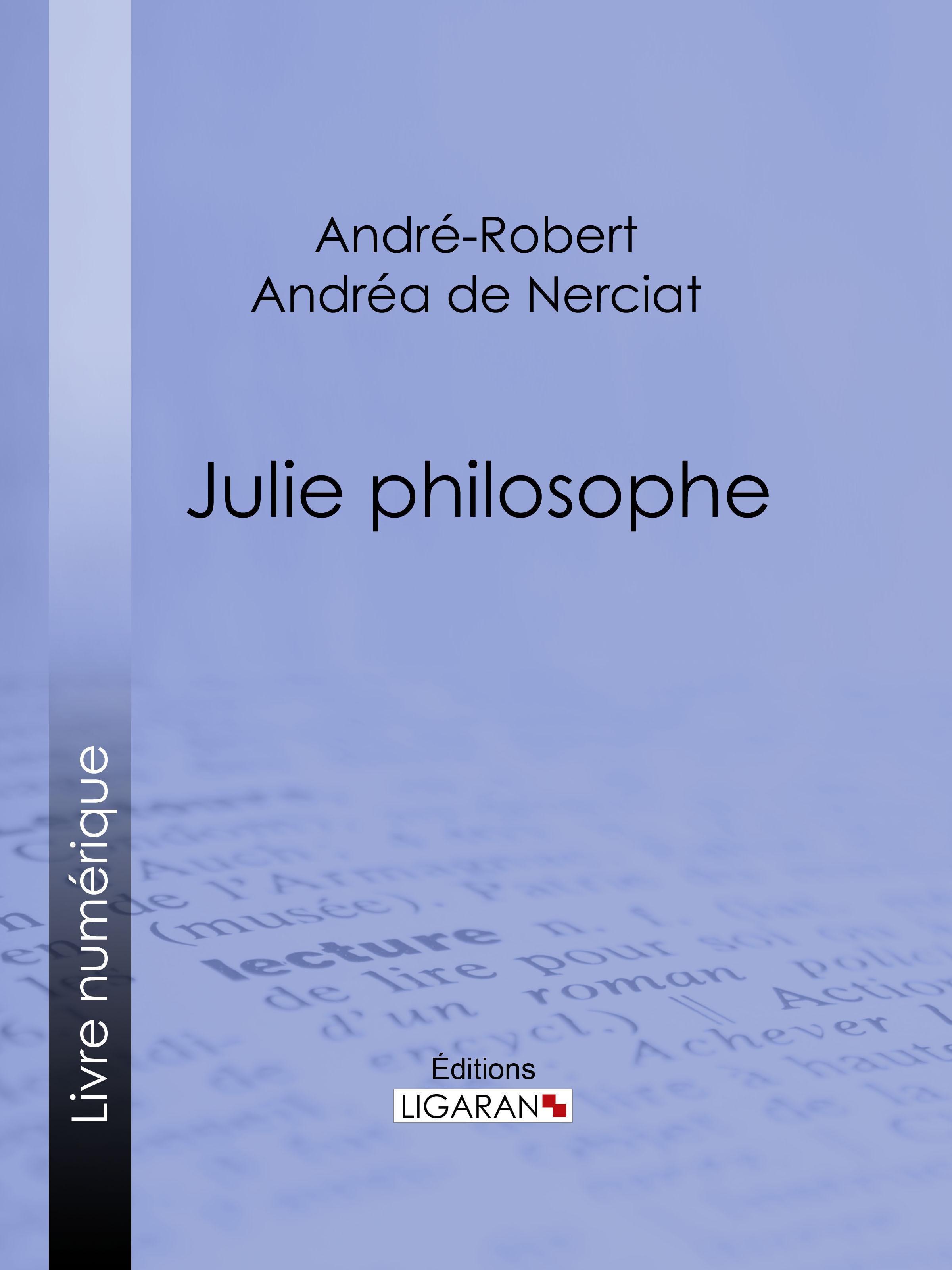 Julie philosophe