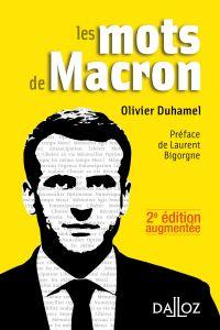 Les mots de Macron - 2e éd.