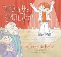 Cover image (Theo in the Spotlight)