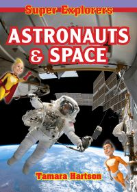 Cover image (Astronauts and Space)