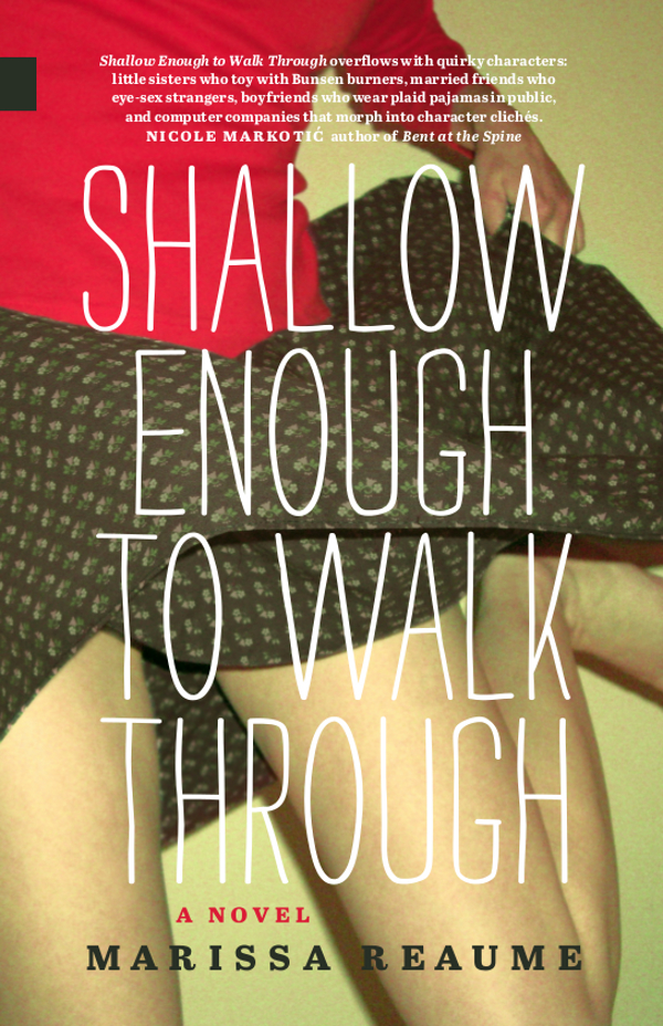 Shallow Enough to Walk Through