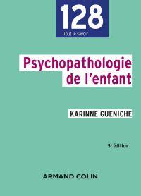Cover image (Psychopathologie de l'enfant - 5e éd.)
