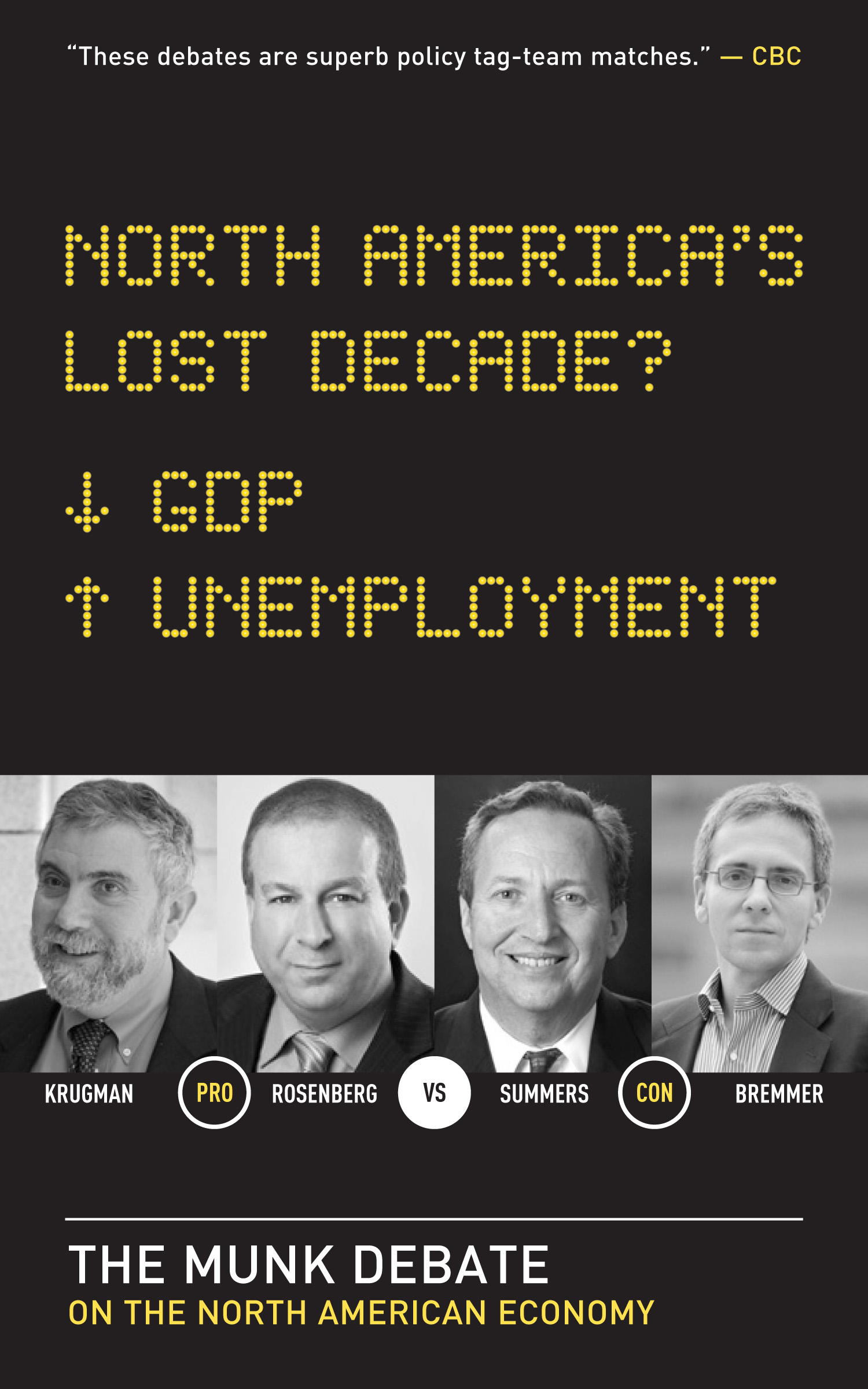North America's Lost Decade?