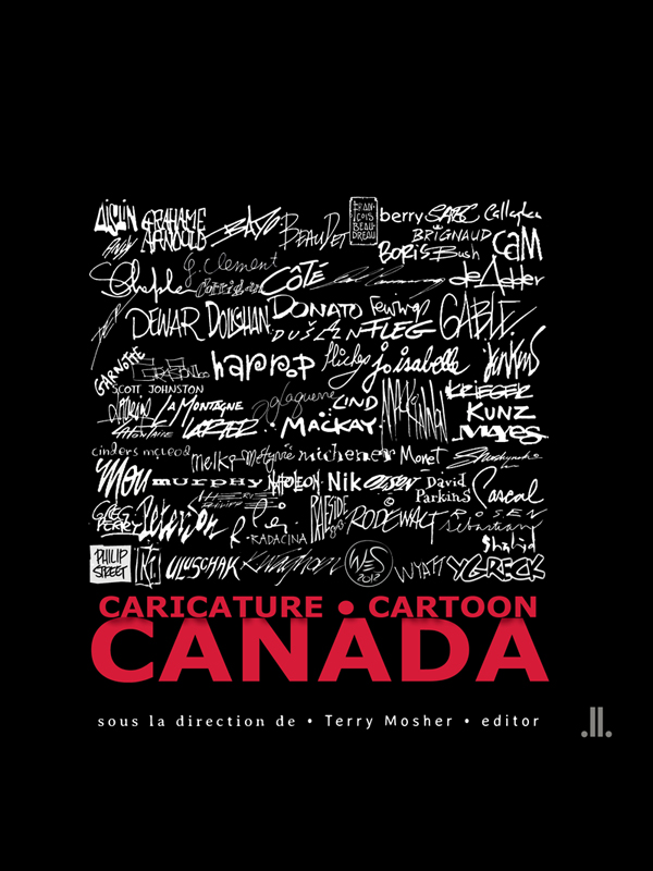 Caricature Cartoon Canada