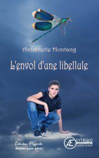 Cover image (L'Envol d'une libellule)