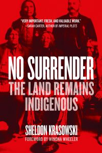 Cover image (No Surrender)