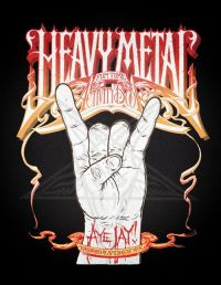 Heavy Metal Fun Time Activi...