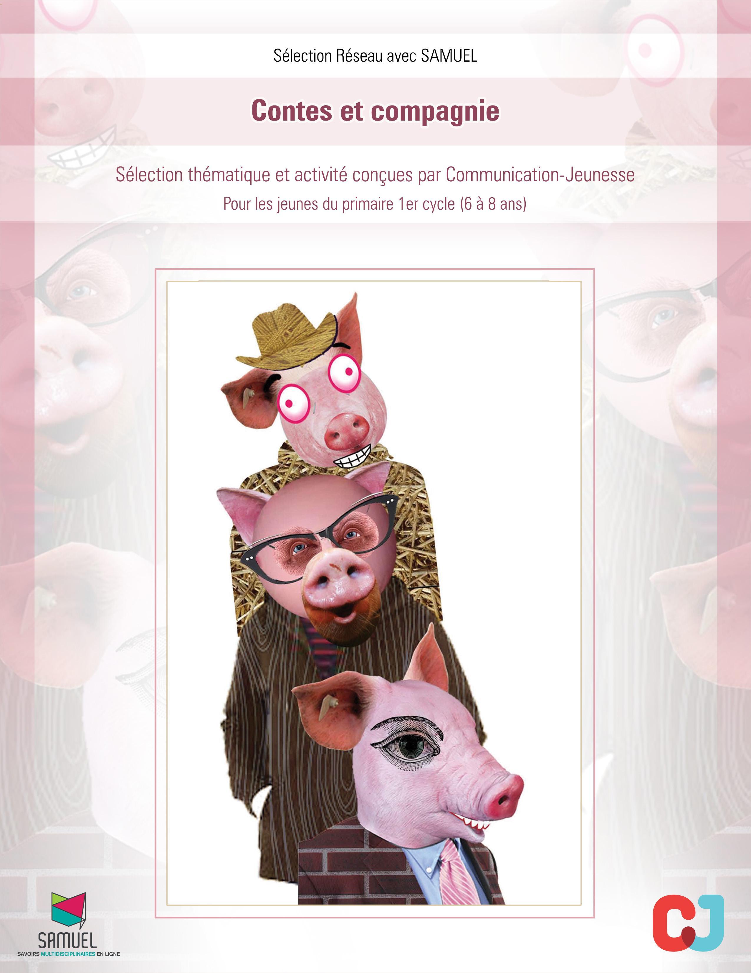 SAÉ - Contes et compagnie (1er cycle)