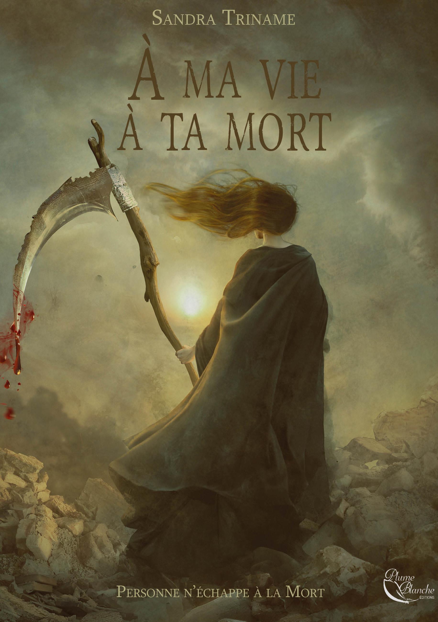 À ma vie, à ta mort, Un thriller fantastique époustouflant