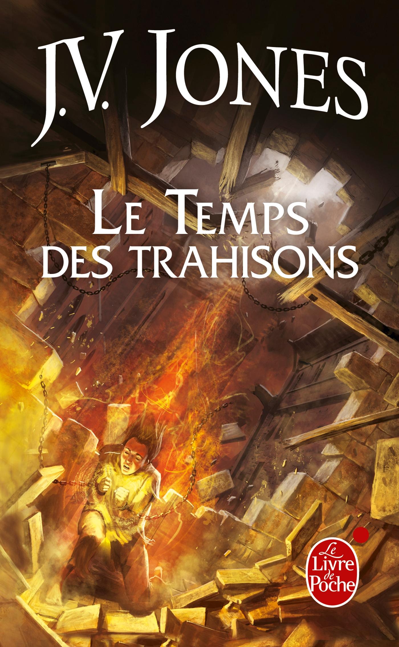 Le Temps des trahisons (Le Livre des mots, tome 2)