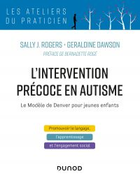 Image de couverture (L'intervention précoce en autisme)