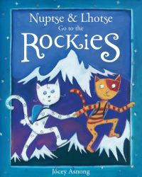 Cover image (Nuptse and Lhotse Go To the Rockies)