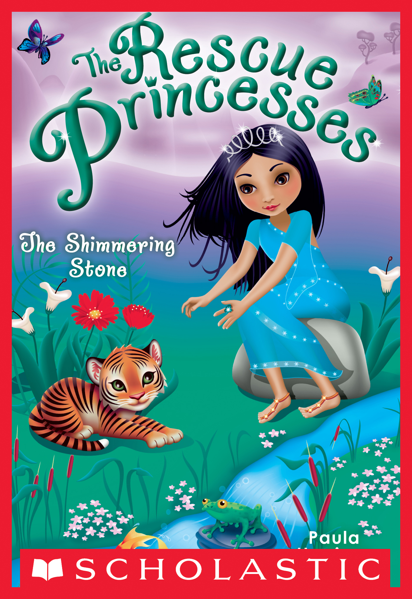 Rescue Princesses #8: The Shimmering Stone