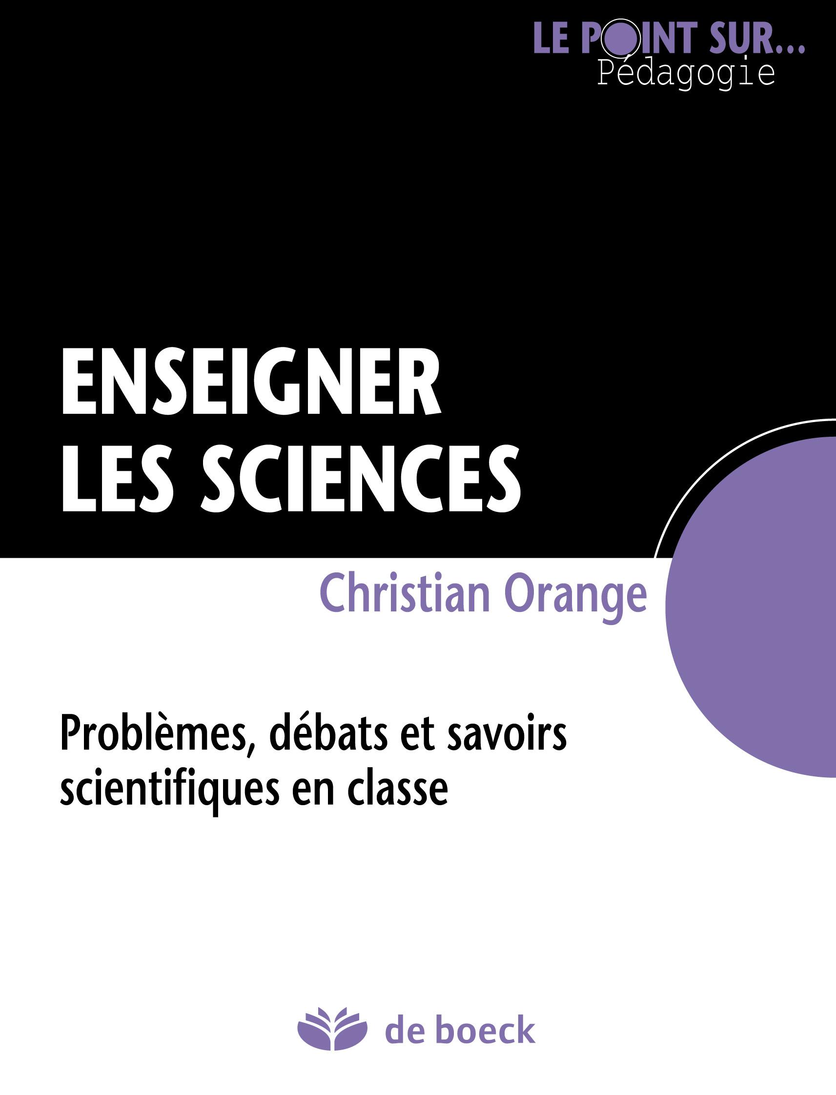 Enseigner les sciences
