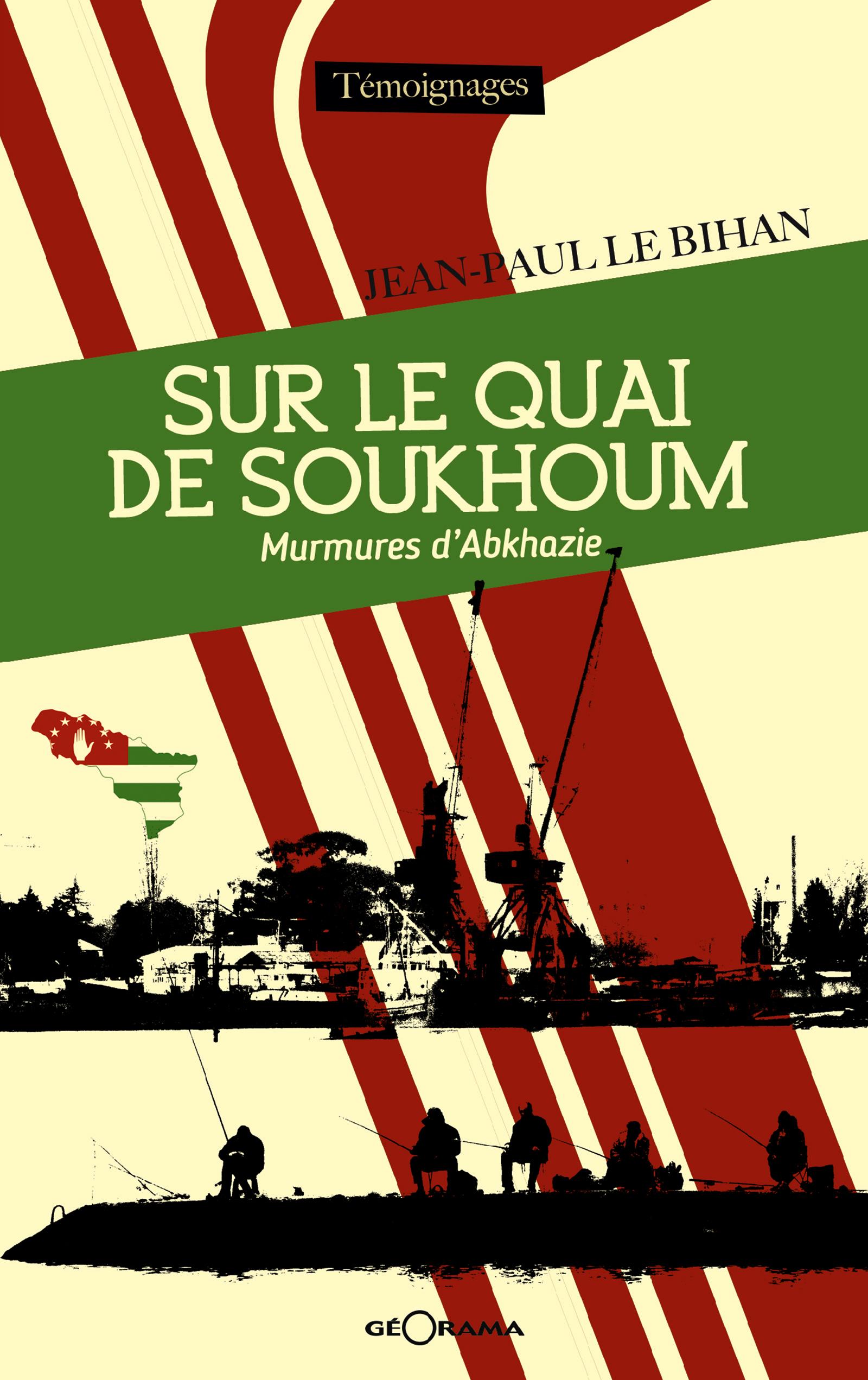 Sur le quai de Soukhoum, MURMURES D'ABKHAZIE