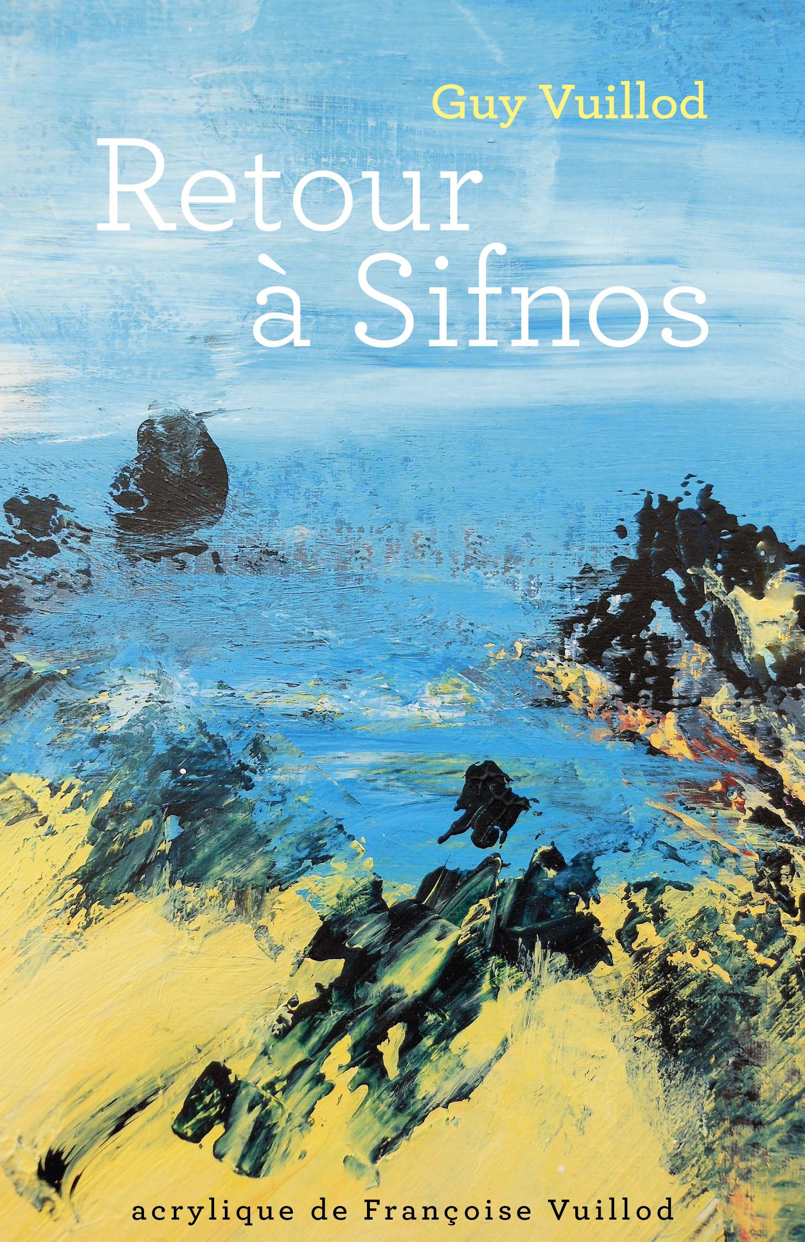 Retour à Sifnos