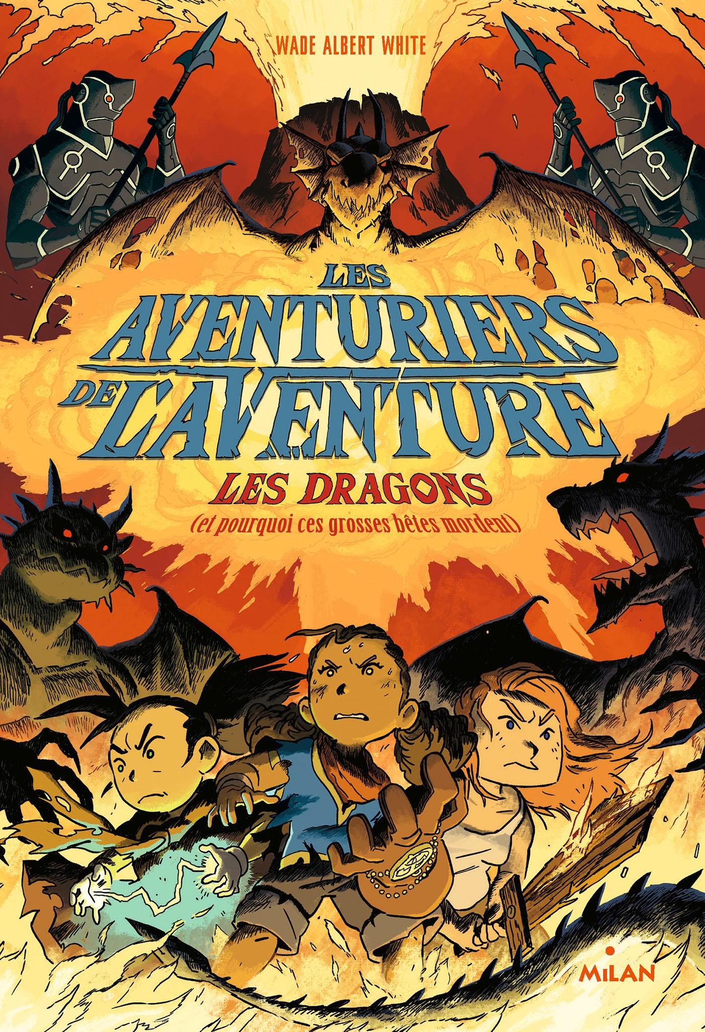 Les aventuriers de l'aventure , Tome 02