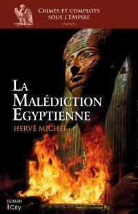 Image de couverture (La malédiction égyptienne)